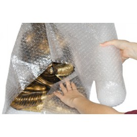 Bulles SMARTBOXPRO polyéthylène, transparente, 2 plis, rempli d'air - 2000 mm x 5 m - 0,060 mm - OEM 243120520