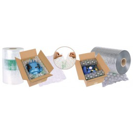 Gaine new air bulle 19 mm 80 cm x 610 m - Matelas Barrier Bubble pour machine NEWAIR