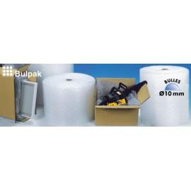 Film à bulles Bulpak classique 80my, diamètre 10 mm - 100 cm x 150 m