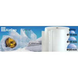 Film à bulles Aircap - Bulle 18 mm 160 cm x 100 m