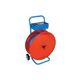 Dévidoir pour feuillard DF mandrin 200 ou 280 ou 406 mm