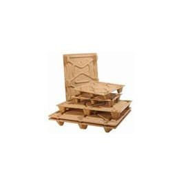 Palette bois moulée 60 x 80 cm