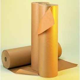 Papier kraft en rouleau 90g/m2 laize 100 cm - Mandrin intérieur rouleau 7 cm