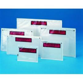 Pochettes porte-documents ecodoc neutre 11 x 22 cm - Colis de 1000