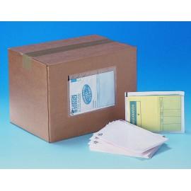 Pochettes porte-documents simpledoc 12 x 22.8 cm - Colis de 1000