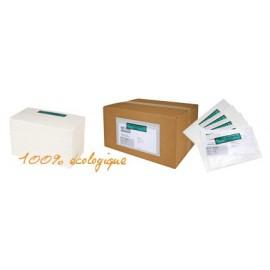 Pochettes porte-documents paperdoc 12 x 22.8 cm - Carton de 1000