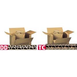 Container avec abattant LNE DD40 - 118 x 78 x 80 cm