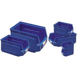 Bac à bec plastique bleu 1l - 16,5 x 10 x 8,2 cm