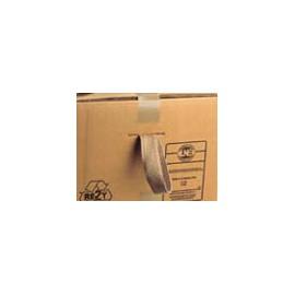 Poignée de préhension souple en tissu et carton