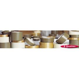 Ruban adhésif PVC vinyle blanc 33my classique - 48 mm x 100 m