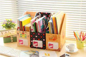 bac carton-rangement-transporter-ordre-classer-outils-bac rangements-bureau-entreprise-demenagement-économique-espaces-produits