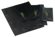sachets antistatiques-emballages-électriques-produits-anti chocs-stocker-marchandises-batteries-non corrosifs-bulles-métalliques