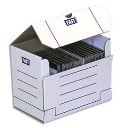 boîte et caisse archive-petits emballages-ranger-stocker-transporter-étagères-rangements-organiser-écologiques-emballer-carton