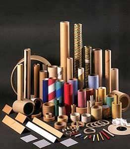 tube carré-tube ronds-tube bouchons plastique blanc-tube bouts pincés beige-écologique-fermeture-carton-emballages-robuste